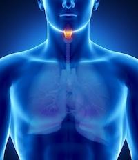 Lymphdrüsenkrebs